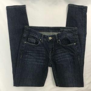 Blank NYC Medium Dark Wash Skinny Jeans